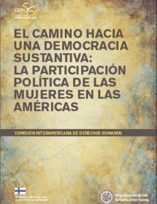 Mujer y Poder Judicial en las Américas: lejos de puestos de decisión y con obstáculos para acceder (informe de la CIDH)